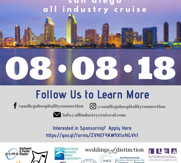The All-Industry Cruise on 08-08-18